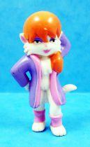 Heathcliff - Bandai - pvc figure Cleo (loose)