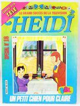 Heidi - Bande dessinée - Heidi Special n°18 : Un petit chien pour Claire