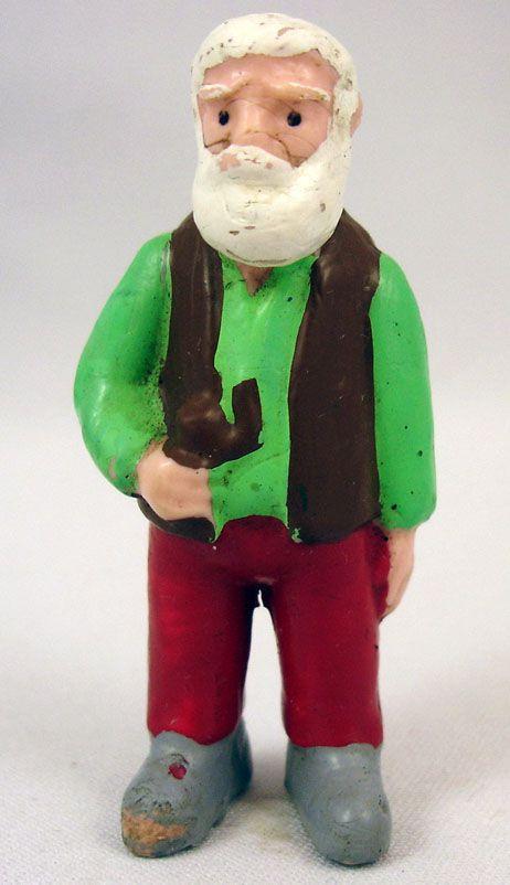 Heidi - Heimo - Figurine PVC Le Grand-Père
