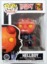 Hellboy - Figurine vinyle Funko POP! - Hellboy #750