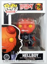 Hellboy - Funko POP! vinyl figure - Hellboy #750