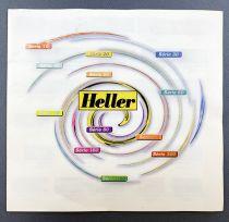 Heller - Catalogue Dépliant 1988