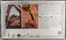 Heller Bobcat - N°3505 Tractopelle Wabco Mechanical Digger 1/43 Neuf Boite Scellée