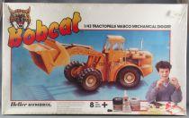 Heller Bobcat - N°3505 Wabco Mechanical Digger 1:43 Mint Sealed Box