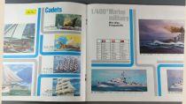 Heller Model Kit 1978 New Models Catalog A4 124 Color Pages