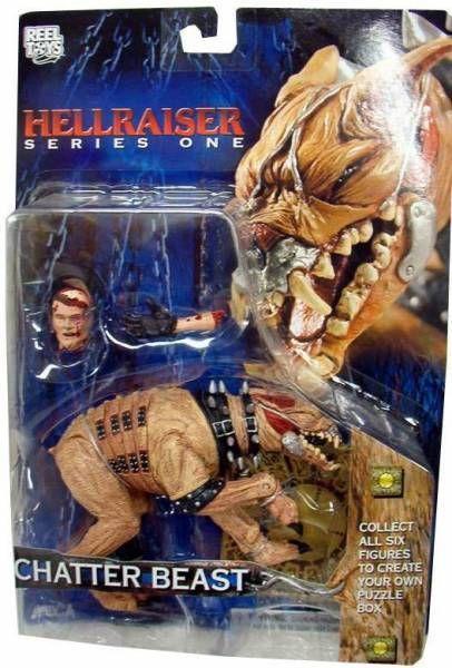 Hellraiser - NECA - Chatter Beast