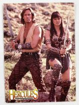 Hercules - Topps Trading Cards - Complete series of 90 cards + 9 3D cards + 2 Holograms