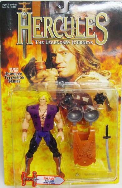 Hercules The Legendary Journeys - Iolaus