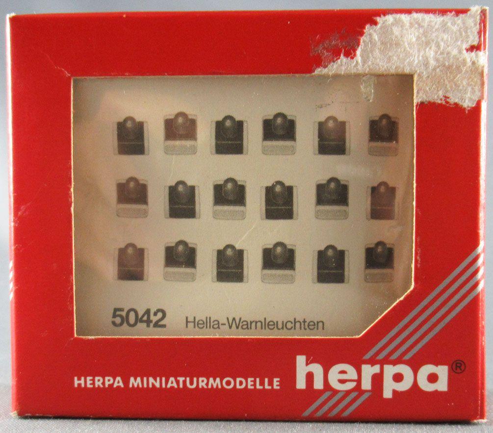 Herpa 5022 Ho 1/87 Feux de Détresse Camion Autocar Neuf Boite