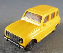 Herpa Ho 1:87 Renault 4L R4 Yellow