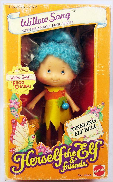 Herself the Elf & Friends - Willow Song - Mattel