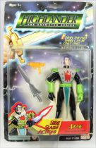 Highlander The Animated Series - Arak - Figurine Prime Time Toys