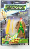 Highlander The Animated Series - Quentin MacLeod - Figurine Prime Time Toys