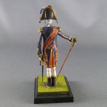 Historex - Empire - Piéton Musique des Grenadiers de la Garde au gav Tambour-Major