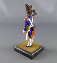 Historex - Napoleonic - Footed Imperial Guard Grenadiers Sapeur