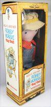 Holly Hobbie - Knickerbocker - Robby Hobbie, le frère de Holly Poupée chiffon 35cm (neuf en boite)