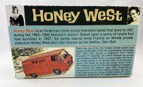 Honey West - Corgi Toys Gift Set 41 (Culfi Toy Soldiers) -  Honey\'s AMC Ford Shelby Cobra & Sam Bolt\'s Ford Falcon Econoline