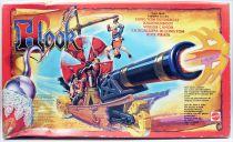 Hook - Mattel - Long Tom Doomboat Le Voilier Canon