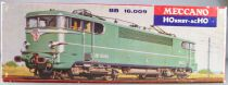 Hornby AcHo 6380 Ho Sncf Electric Loco BB 16009 with Light Near Mint in Boxed