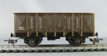 Hornby AcHo 7080 Ho Sncf Wagon Tombereau Roues Rayons Livrée Vert