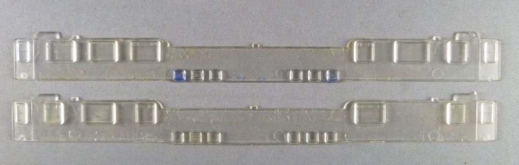 HOrnby-acHO 7448 Ho Db Spare Parts Glazing for Rheingold Panoramic Dinning Coach