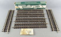 Hornby AcHo 759 Ho 6 x Brass Two-Third Straight Track 2 Cuts 146mm Mint in Box