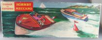 Hornby Meccano Ref 900 Alcyon Race Boat Battery Operated with Box