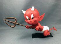 Hot Stuff (Harvey Comics) - Figurine Résine 28cm Démons et Merveilles - Hot Stuff (Edition Limitée)