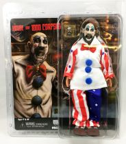 House of 1000 Corpses - Captain Spaulding - Retro NECA