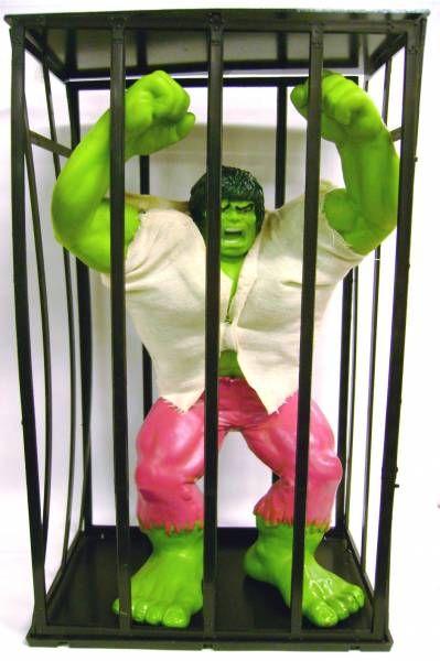 Hulk Funstuf The Incredible Hulk With Rage Cage