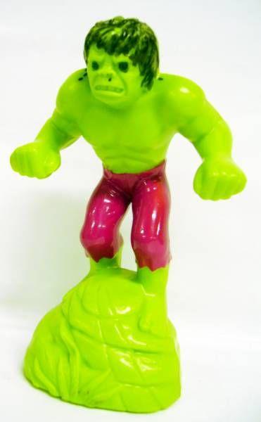 Hulk - Ideal - Hulk 5\'\' Frictionpowered Figure