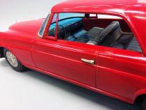 Ichiko (Japon) - Voiture à Friction en Tôle 60cm - Mercedes 300 SE