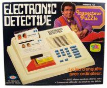 Ideal - Electronic Detective (Inspecteur Puzzle TF1) occasion en boite 01