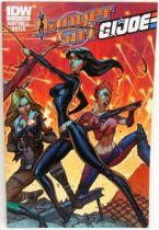IDW - G.I.JOE & Danger Girl #4