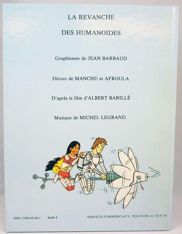 Il était une fois l\'espace - Edition Sogemo - La Revanche des Humanoïdes (1)