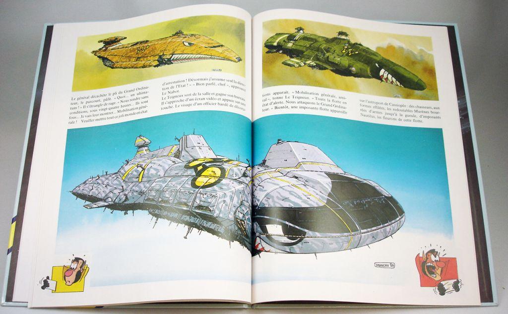Il était une fois l\'espace - Edition Sogemo - La Revanche des Humanoïdes (3)