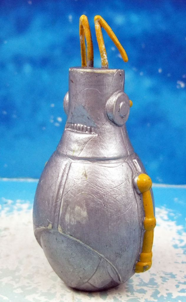 Il était une fois l\'espace - M+B Portugal - Métro figurine pvc