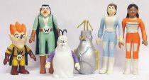 Il était une fois l\'espace - M+B Portugal - Set de 6 figurines PVC