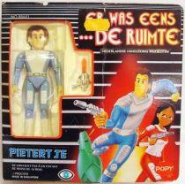 Il était une fois l\'espace - Pierrot Die-Cast Figure (Mint in dutch Box)