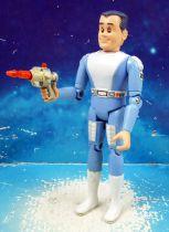 Il était une fois l\'espace - Popy - Colonel Pierre figurine métal (loose)