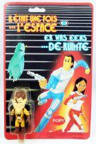 Il était une fois l\'espace - Popy - Le Nabot Plastic Figure Mint on Card