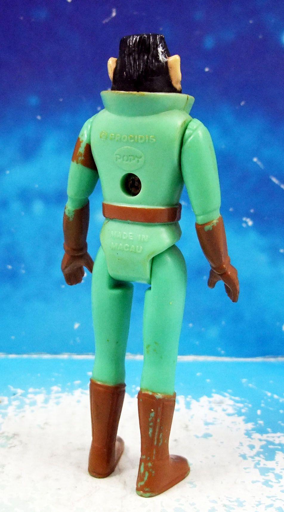 Il était une fois l\'espace - Popy - Le Teigneux Plastic Figure (loose)