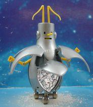 Il était une fois l\'espace - Popy - Metro figurine métal (loose)