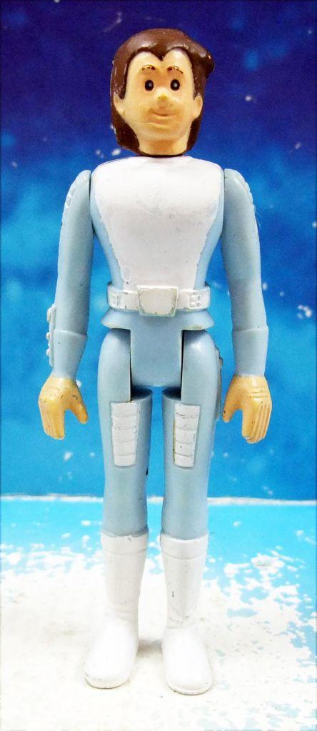 Il était une fois l\'espace - Popy - Pierrot figurine plastique (loose)