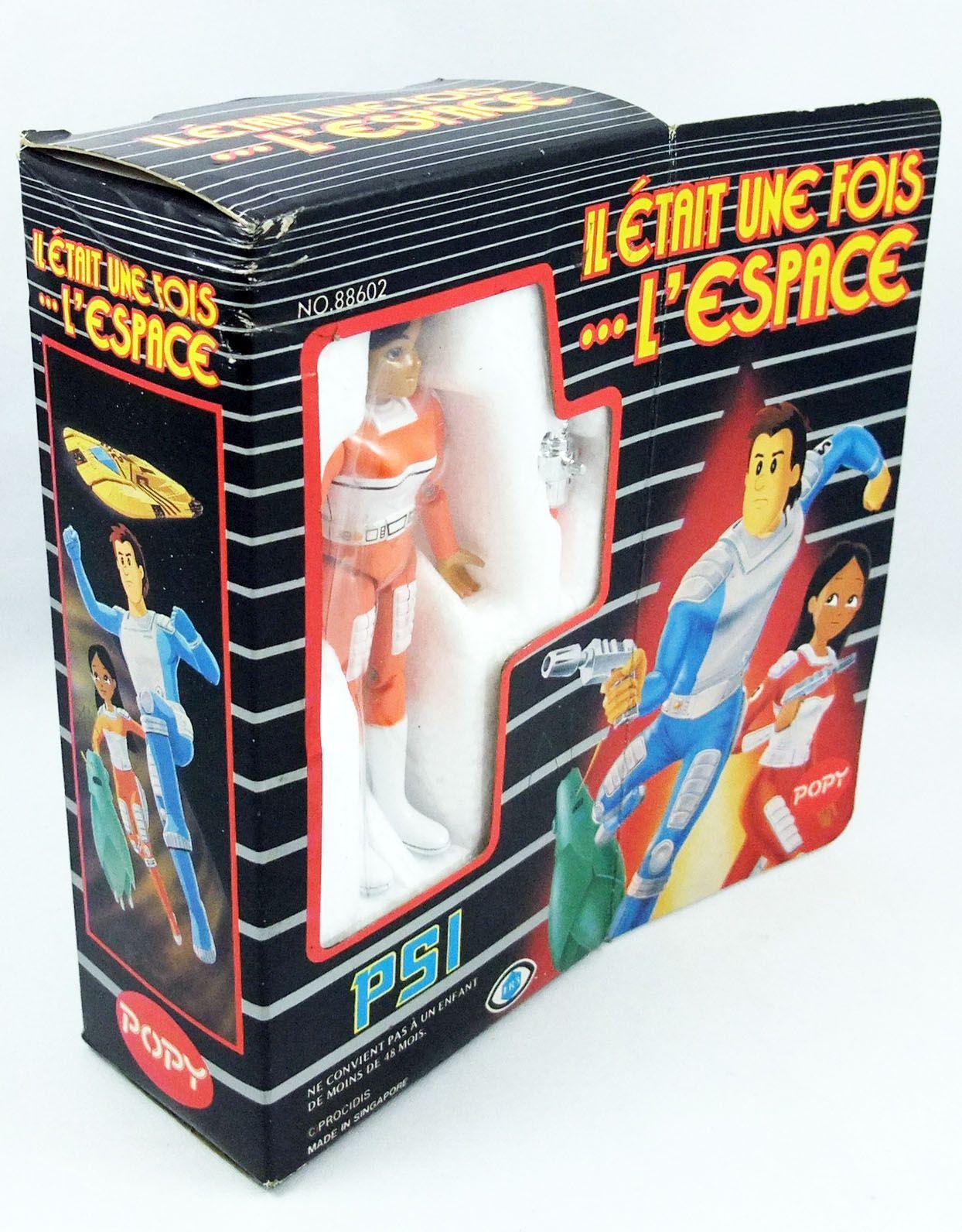 Il était une fois l\'espace - Popy - Psi Die-Cast Figure (Mint in french Box)