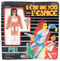 Il était une fois l\'espace - Popy - Psi figurine métal (neuf en boite française)