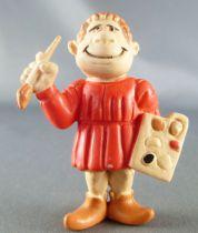 Il était une fois l\'Homme - Le Gros artiste - Figurine PVC Delpi