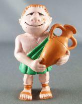 Il était une fois l\'Homme - Le Gros avec amphore - Figurine PVC Delpi