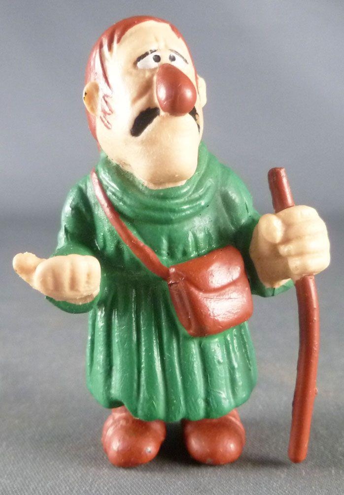 Il était une fois l\'Homme - Le Teigneux mendiant - Figurine PVC Delpi