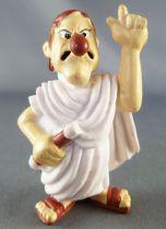 Il était une fois l\'Homme - Le Teigneux sénateur - Figurine PVC Delpi